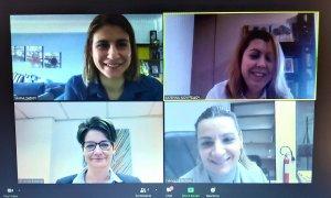 Ουσιαστική Τηλεδιάσκεψη Γραμματείας Ισότητας Φύλων ΠΟΜΕΝΣ  - ΓΓΔΟΠΙΦ