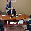 Ε.Σ.ΠΕ.Α.Μ/Θ: Συνάντηση  με τον  Στρατηγό ε.α. Δημοσχάκη Αναστάσιο…
